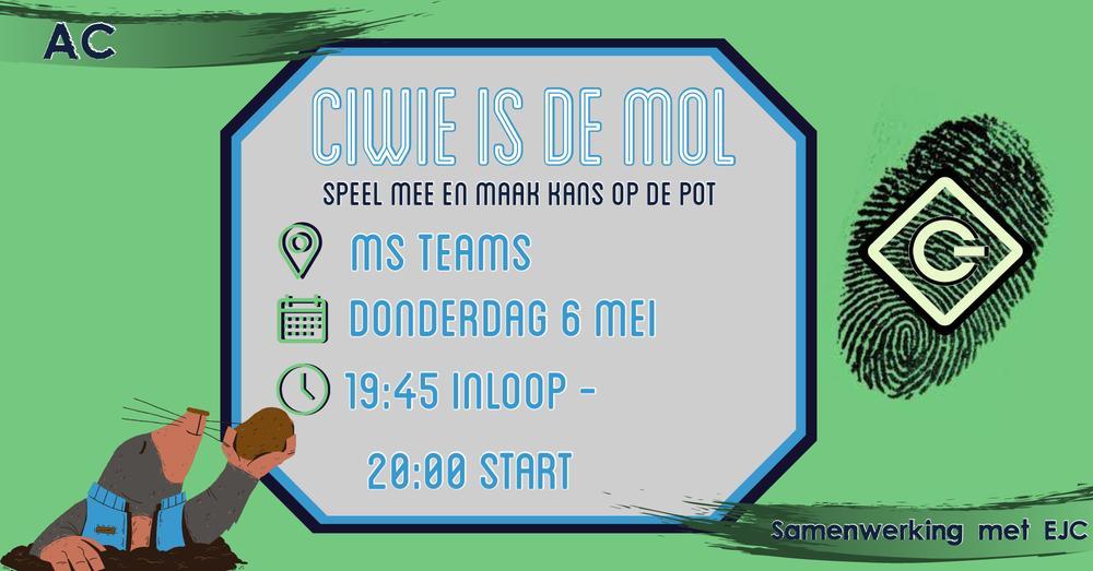 CIWie is de Mol?