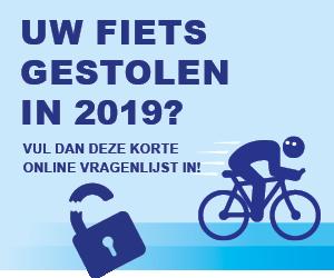 Help mee om fietsdiefstal terug te dringen!