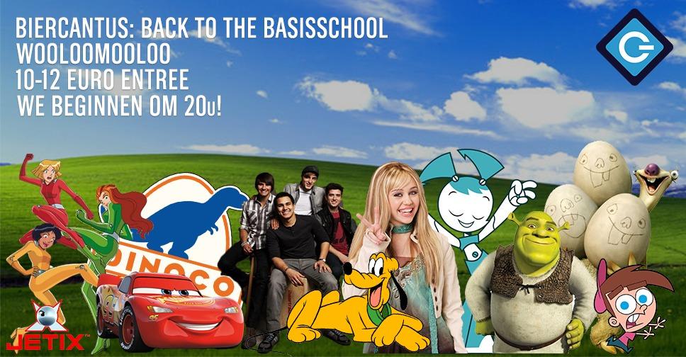 Diescantus: Back to the Basisschool