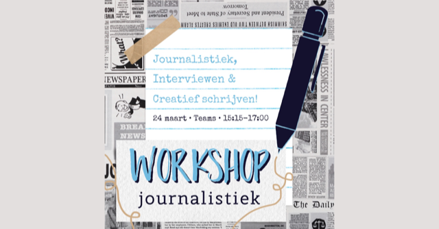 Workshop Journalistiek