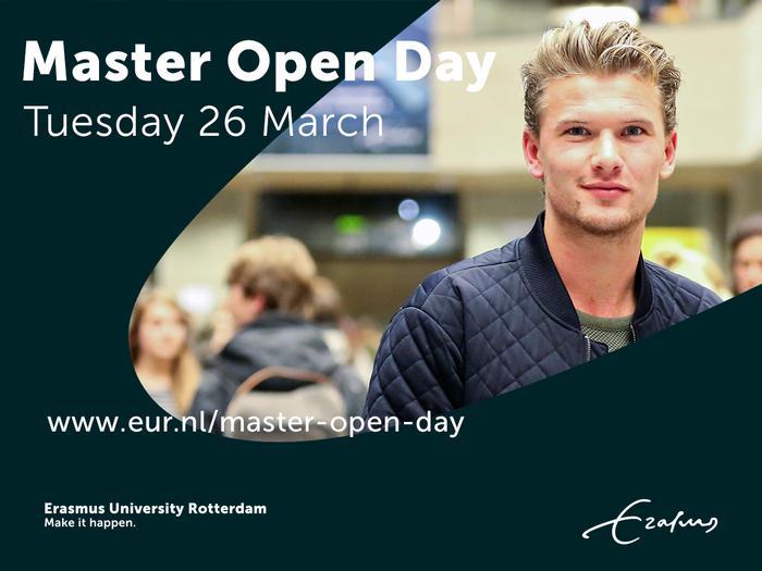 Master Open Dag EUR