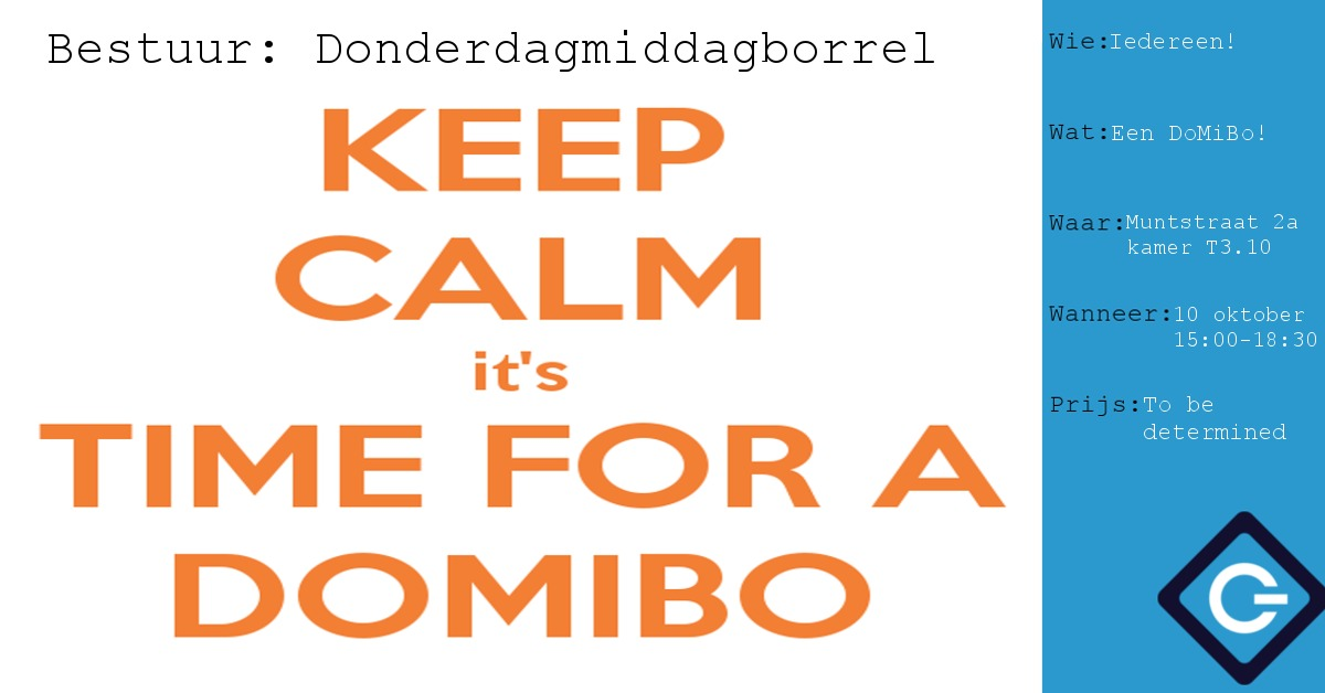 Bestuur: Domibo