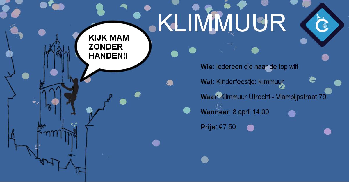 Diesweek: Klimmuur