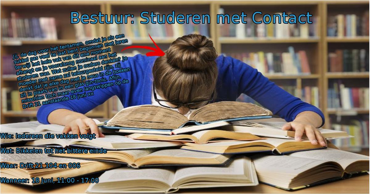 Studeren met Contact